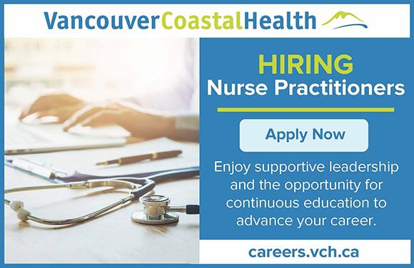 HIRING Nurse Practitioners banner